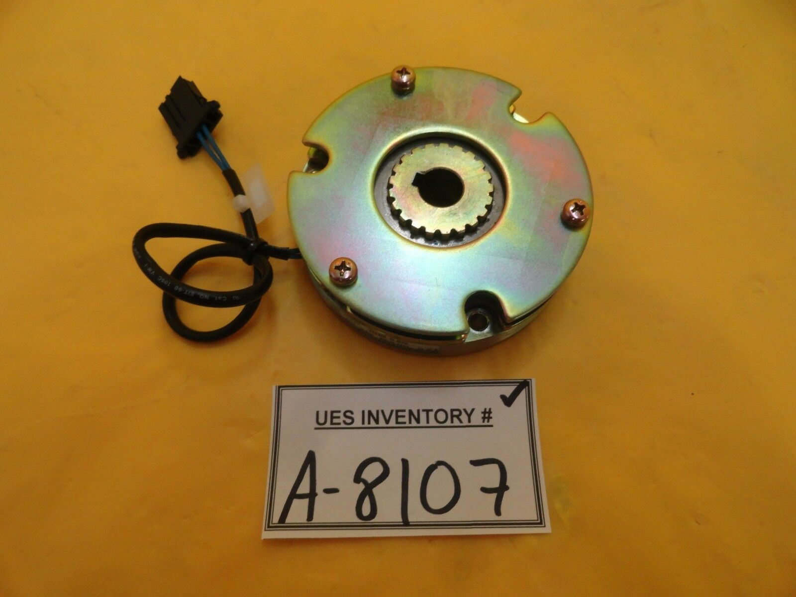 Ogura Clutch Rnb 0 8g Electromagnetic Spring Applied Brake Tel Lithius Used Ebay
