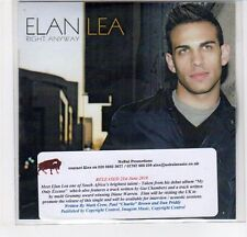 (EF391) Elan Lea, Right Anyway - 2010 DJ CD