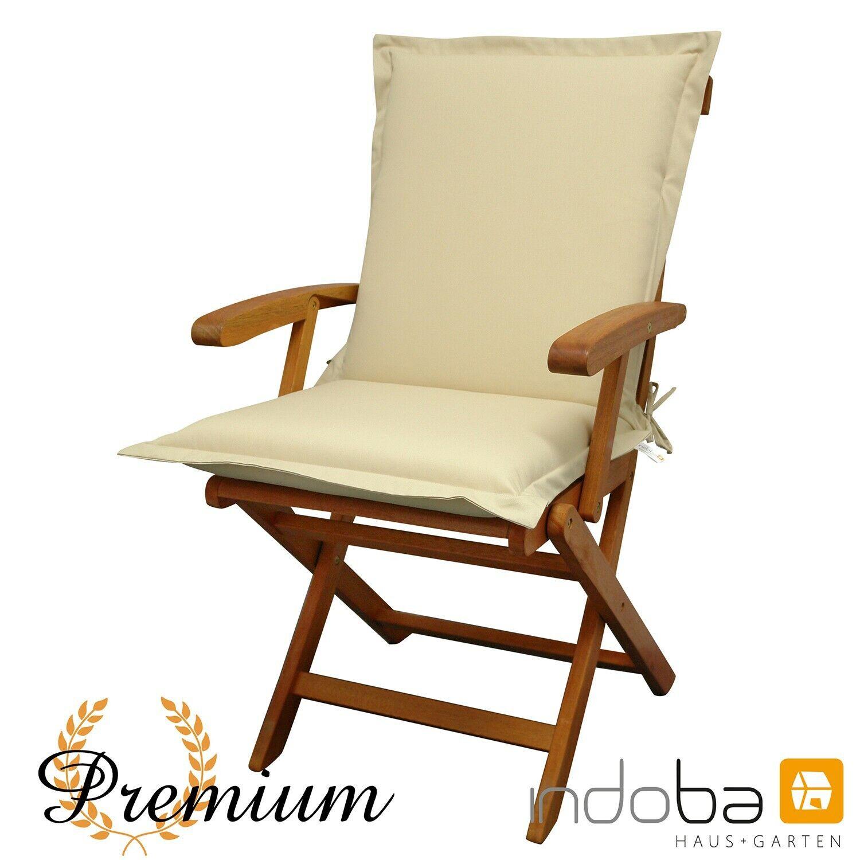 Base de asiento acolchado niederlehner tirada silla tirada tirada extra gruesas-beige