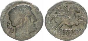Como Aprox. 100V. Chr. Antiguo Grecia / Ibero- Celta 47590