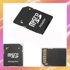 2x Micro SD Transflash TF / MicroSD adaptador de tarjeta de memoria
