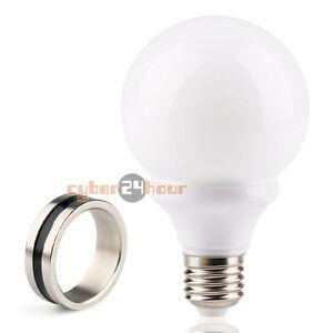 Magic light bulb penetration from italy