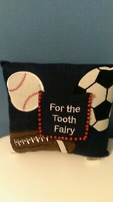 """""""for The Tooth Fairy"""" Pillow"""