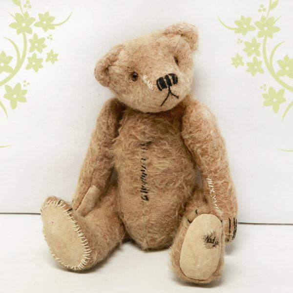 Robert by Nadja Bears for the Cooperstown Artist Bear Collection