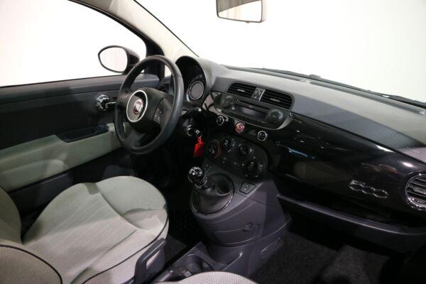 Fiat 500 1,2 Lounge - billede 4