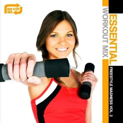 1 of 1 - Various Artists - Essential Workout Mix: Freestyle Madness 2 / Various [New CD]