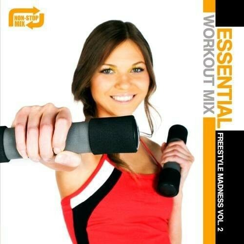 Various Artists - Essential Workout Mix: Freestyle Madness 2 / Various [New CD]