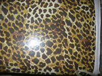 Leopard Style Sheet Set Sheets King Or Queen