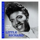 He's Got It by Little Richard (CD, Apr-2007, SPV Blue Label)