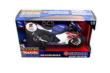 NEWRAY SUZUKI GSX R1000 ROCKSTAR MAKITA   M.YOSHIMURA #1 Motorcycles 1/12