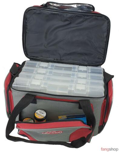 Tackleboxen Kühlfach Umhängetasche System Bag Berkley Angeltasche inkl