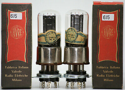 NIB x1 NOS ECH81 // 6AJ8 Vacuum Tube Valve Röhren