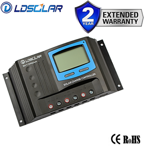 12V-24V-Solar-Panel-Battery-Regulator-Charge-Controller-40A-PWM-LCD-Quality