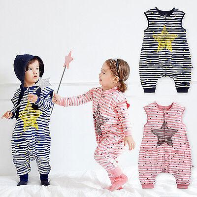 "Glorious Vaenait Baby Toddler Kid Boy Girl Clothes Blanket Sleepsack ""cotton Bling"" 1t-7t Driving A Roaring Trade"