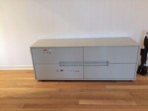 Image Is Loading CB2 Latitude Oat Low Dresser Storage Unit