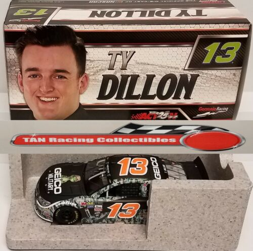 Ty Dillon 2017 Lionel Collectibles #13 Geico Military Chevy SS 1//24 FREE SHIP!