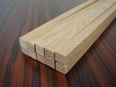 Konstruktiv 10 Rechteckleisten Eiche 2000x15x13mm Holzleisten Bastelholz Leisten Holzstäbe Holz & Holzwerkstoffe Heimwerker
