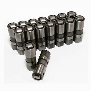 Chevy-Pontiac-5-7-LS1-LS6-6-0-LS2-Hydraulic-Roller-Valve-Lifters-Set-16-USA-MADE