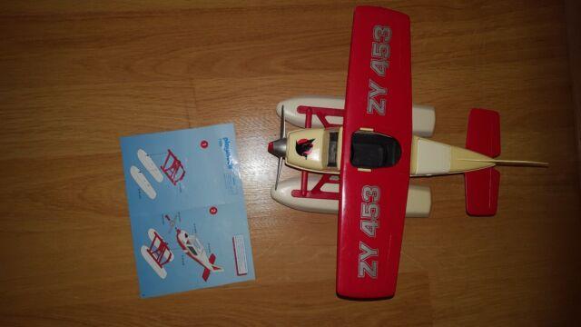 Playmobil Seaplane 7450