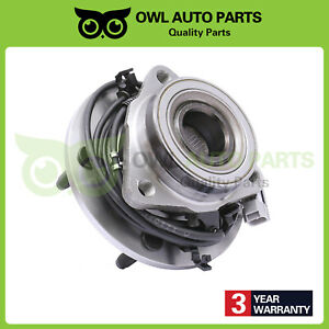 Front-Right-Passenger-Wheel-Bearing-Hub-for-1997-1998-1999-Dodge-Ram1500-ABS-4WD