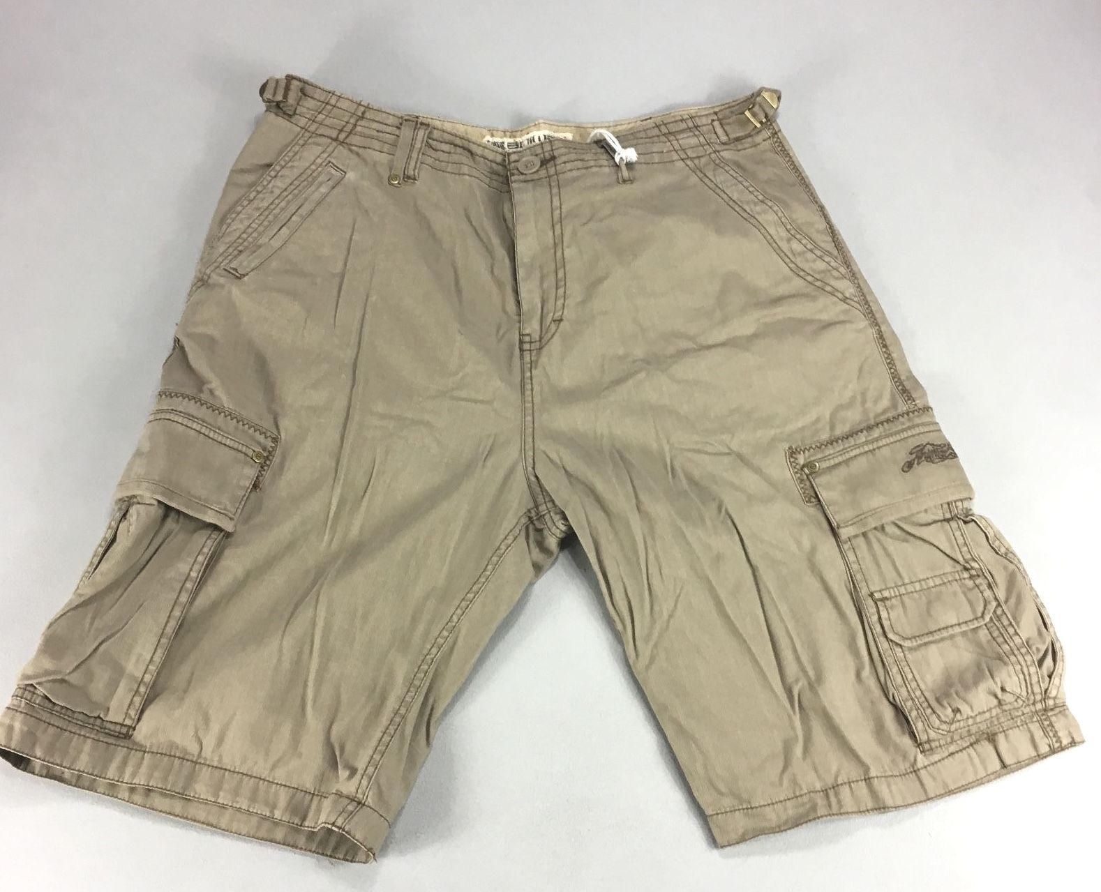 Animal Heavy Wash Cargo Shorts Brand new in box in Size 30