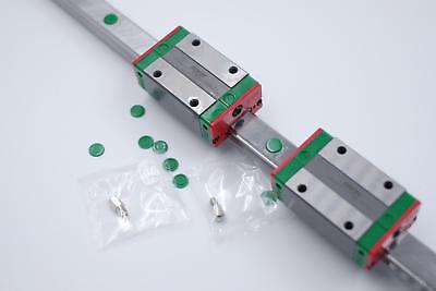 15mm Linear Slide Rail L750mm EGR15+2pc EGH15CA Rail Block CNC HIWIN GENUINE