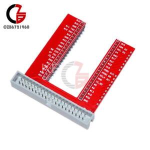 U-Shaped GPIO V2 Adapter Plate Expansion Board Breadboard for Raspberry Pi 3 B+