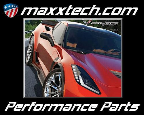 WCC Tuning Katalog 14-17 Chevy Corvette C7 Stingray Z06 Grand Sport Chevrolet