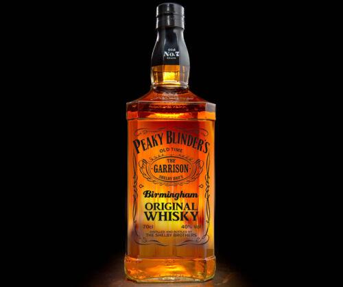 Peaky Blinders Auto Fenster Aufkleber Jack Daniels Whiskey Label Zeichen