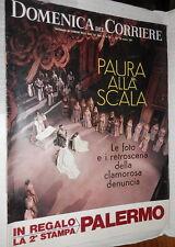 LA DOMENICA DEL CORRIERE 28 ottobre 1969  Paura alla Scala di Milano Gimondi di