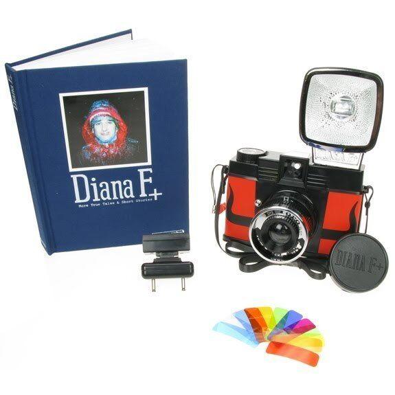 HP700Toro LOMOGRAPHY DIANA EL Toro + FLASH rullino