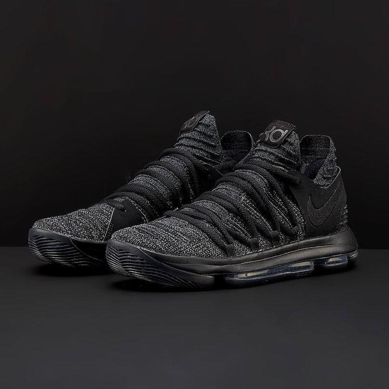 Nike Zoom KD 10 X Triple Black Size 14. 897815-004 Jordan Kobe