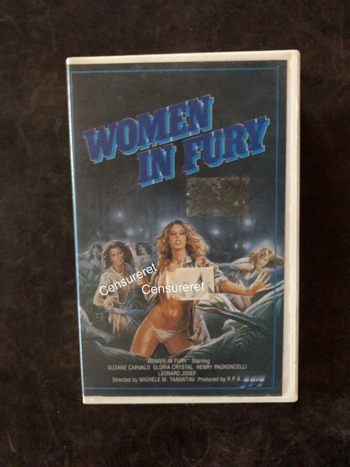 Anden genre, Woman in fury
