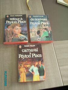 LOT-3-LIVRES-PEYTON-PLACE
