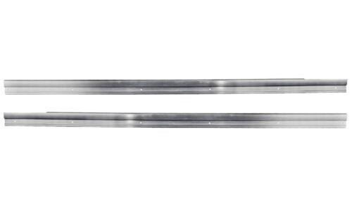 Escort interne Alliage MK2 Sill//Tapis Aluminium finisseurs Original Type Paire