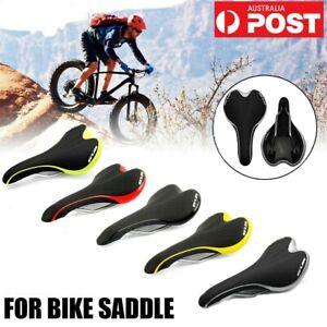 Cycling Bicycle Road Mountain Bike Soft Gel Pad Cushion Comfortable Saddle Seat