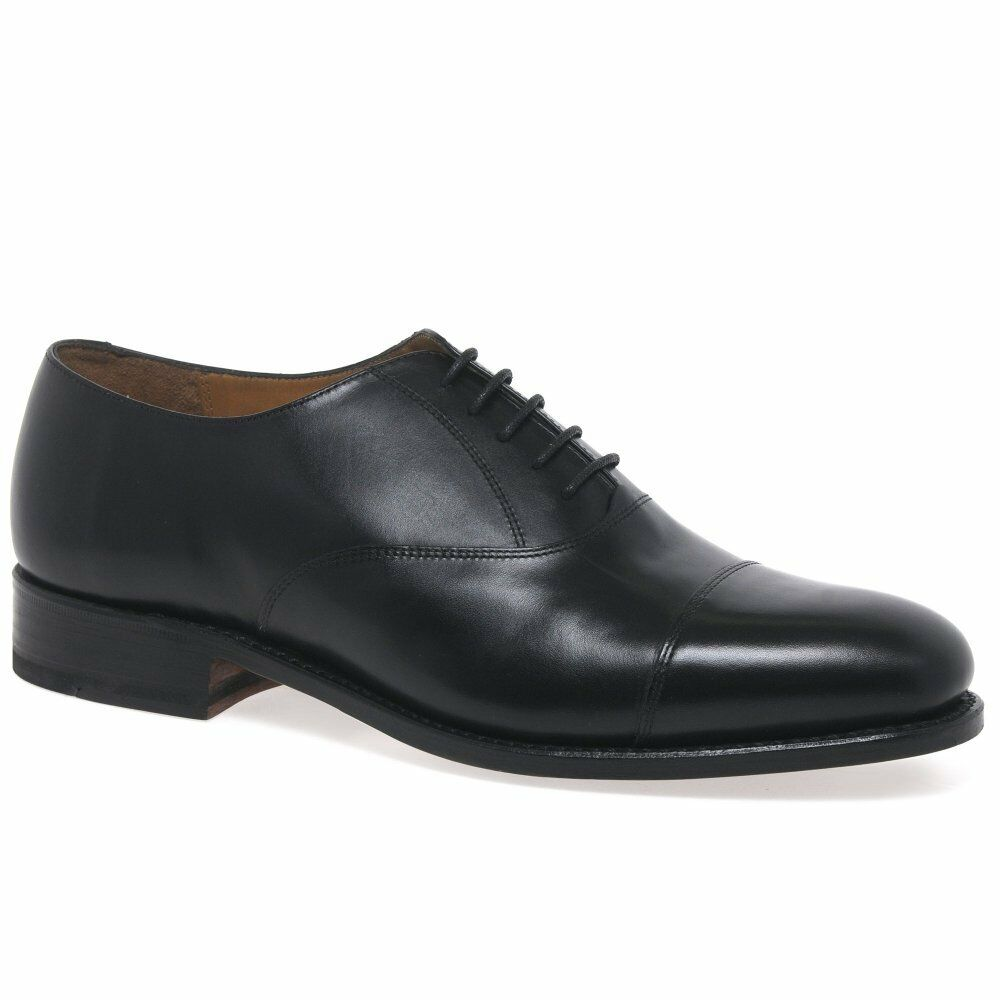 Barker Luton Mens formale  pizzo fino scarpe Oxford  100% autentico