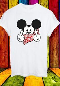 Adidas Baseball Disney Mickey Mouse T Shirt For Men And Women