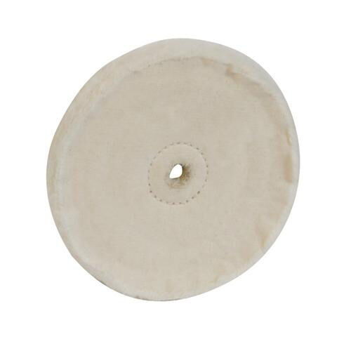 Can Be Stacked On Tapered Spindles 150mm 50 Fold Loose Leaf Buffing Wheel