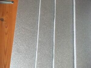Depron foam 3mm x  250mm x 400mm 4 Sheet Pack GREY