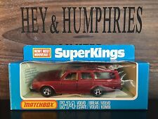 matchbox super kings K 74 A-1.Version mint 1.OVP excellent from 1979