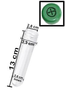 10 Pièces Idéal pour Geocahing Petling Préformes 13 cm Vert ldEjSxWw-07145928-251787460