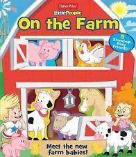 Fisher-Price Little People On the Farm, Mitter, Matt, Fisher-Price