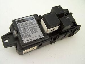 Volvo s40 2001 2003 fuse box 1e03 0175 ebay