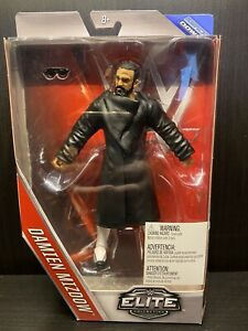 WWE DAMIEN (Sandow) MIZDOW Elite Mattel Figure NEW Aron Stevens NWA