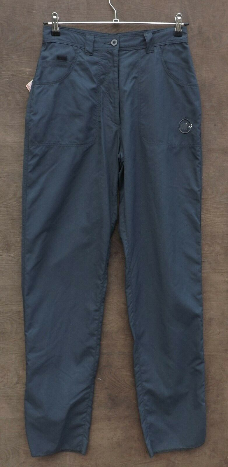 Mammut Sunrise Women's Rl Pants Very Light Ladies Outdoor Travel Pants Carbon