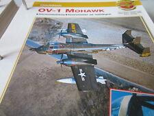 Fliegen 4: Karte 96 Grumman OV 1 Mohawk