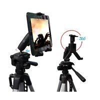 Hdx2-rm8 Video Record Periscope Tablet Tripod Mount With Dual 3... Free Shipping