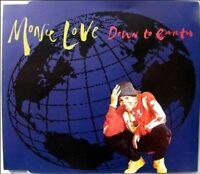 Monie Love Down to earth (1990) [Maxi-CD]