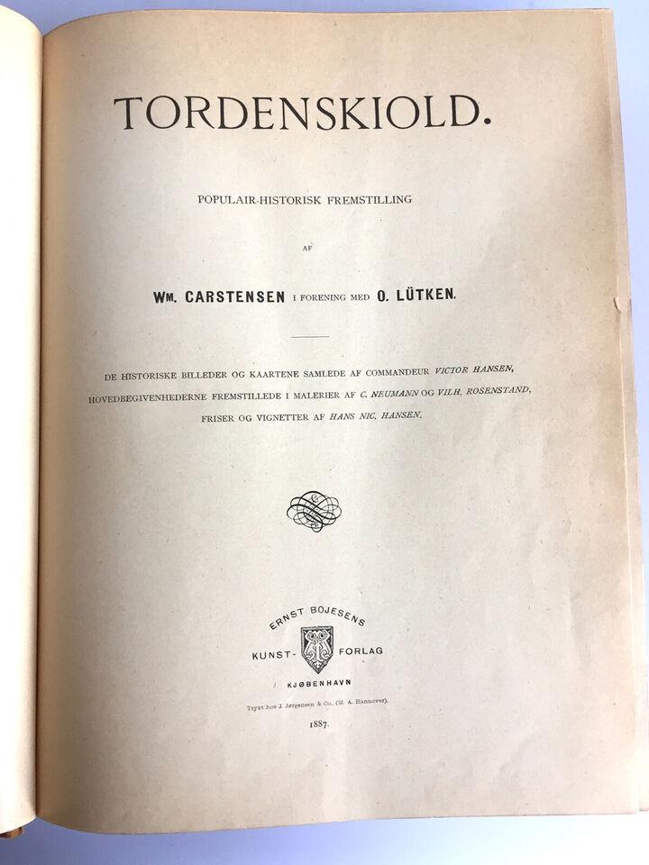 Tordenskiold - Populair-historisk Fremstilling...